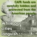 CAFRs